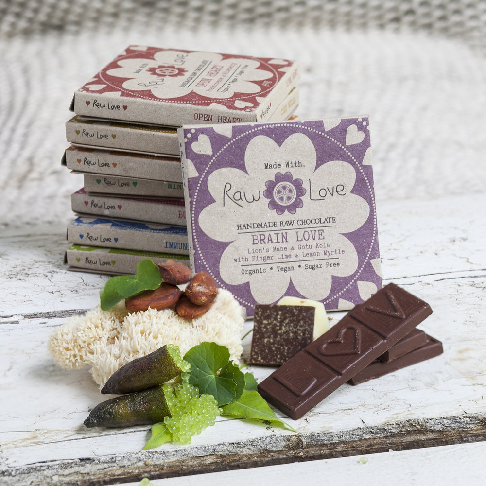 The Kind Tribe Editor's Picks Made With Raw Love Handmade Raw Chocolate